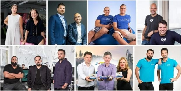 13 Egyptian startups among Forbes Top 100