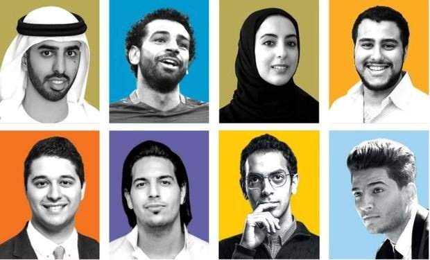 9 Egyptians on Forbes 30 under 30