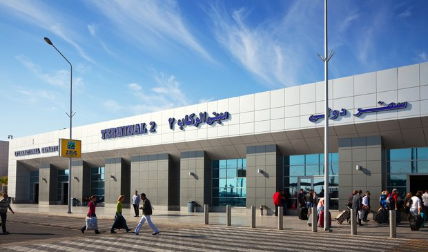Cairo airport is now certified
