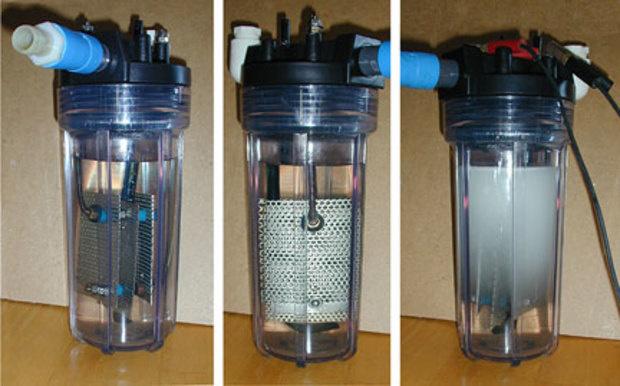 Делаем водородный генератор для