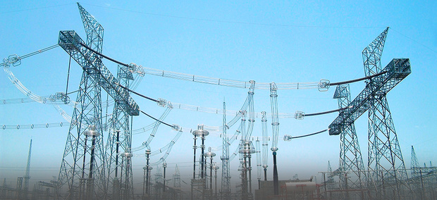 power transmission line project