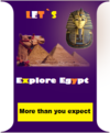 let`s  explore Egypt  |