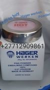 hager werken embalming powder +27712909861 pink hot | 2009 south africa
