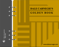 Dale Carnegie's Golden Book