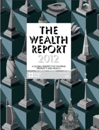 The Wealth Report 2012 - Egyptian Nationality is one to watch
