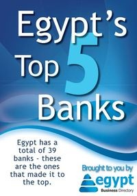 Egypt's top 5 banks 2013