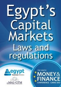 Egypt's Capital Markets 2013 - Laws and Regulations