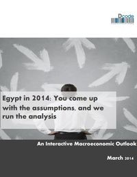 Egypt in 2014: The Macroeconomic Outlook