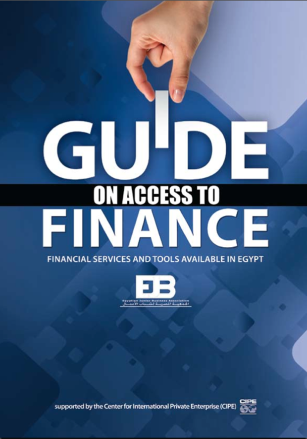 Guide on Access To Finance