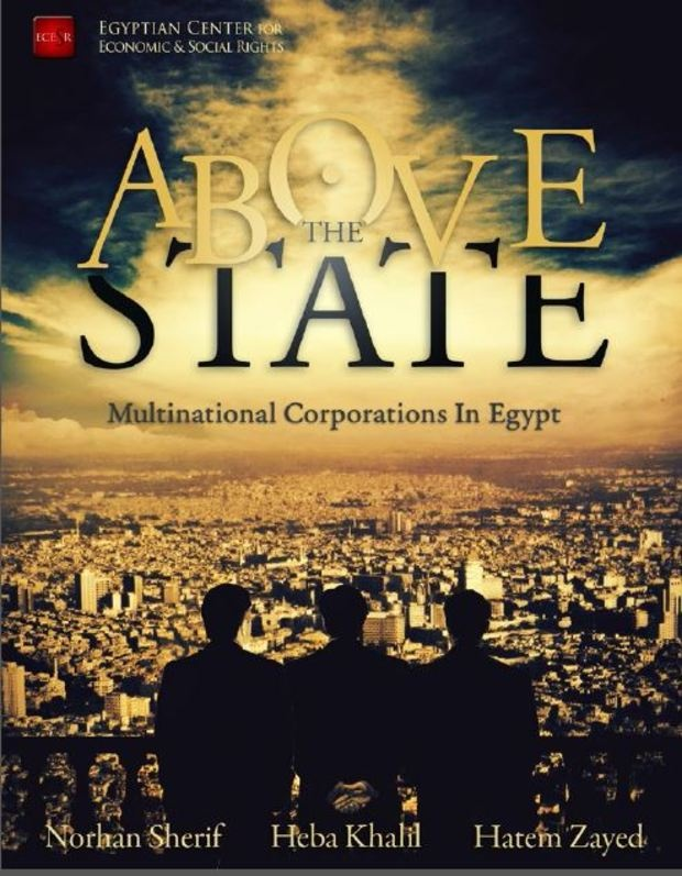 Above The State: Multinational Corporations In Egypt