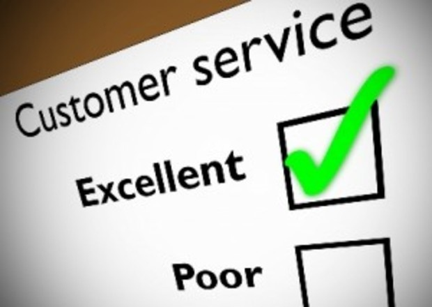 Customer service - Attitudes for service