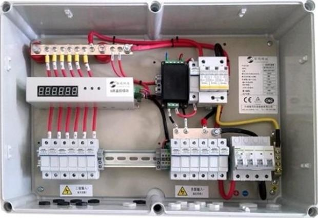 Smart Pv Array Combiner Box Market Overview Growth