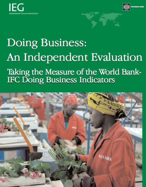 Doing Business: An Independent Evaluation