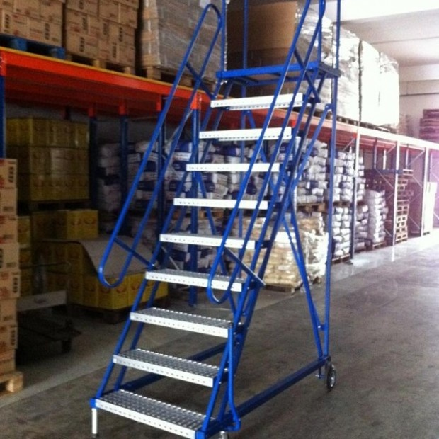 World Mobile Ladder Market By Product Type, Market Players And  Regions Forecast To 2022