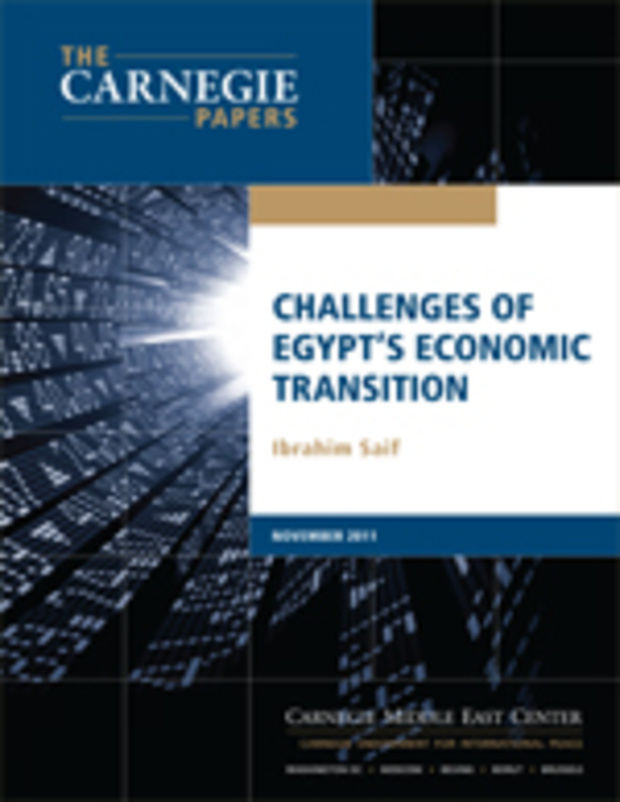 Challenges of Egypt's Economic Transition