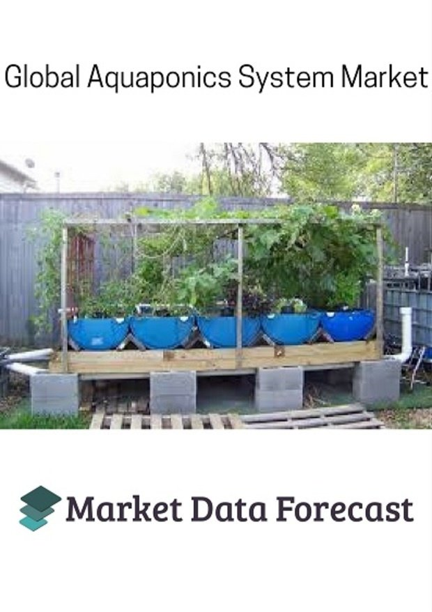 Aquaponics Market, Size, Share Growth & Forecast 2023