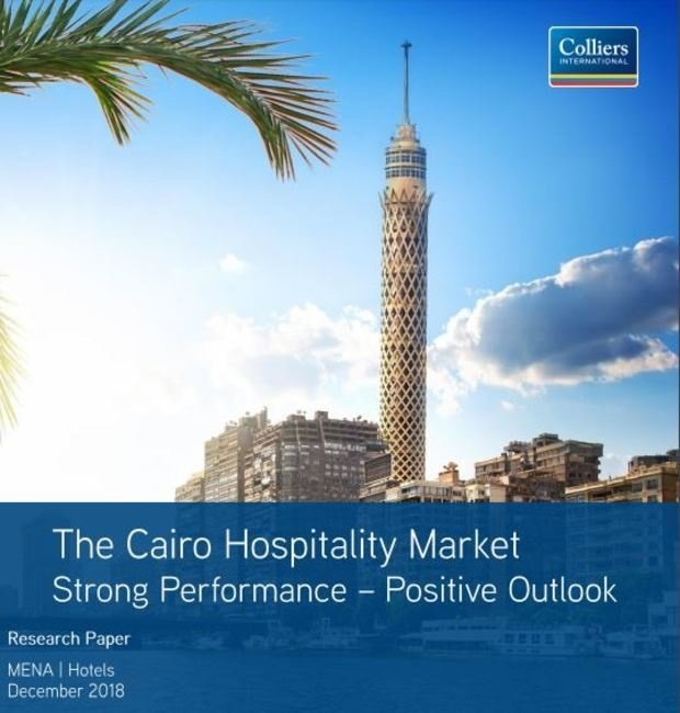 Cairo hospitality market outlook positive