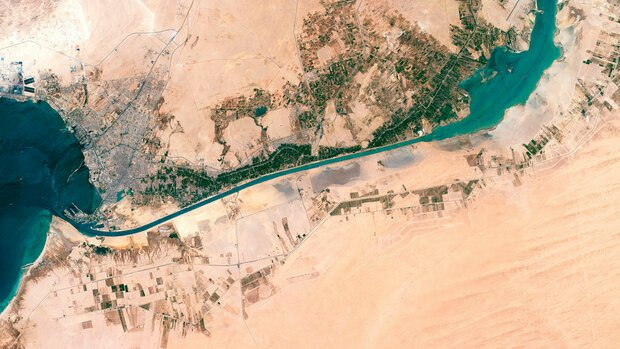 Suez Canal records revenue increase despite Corona