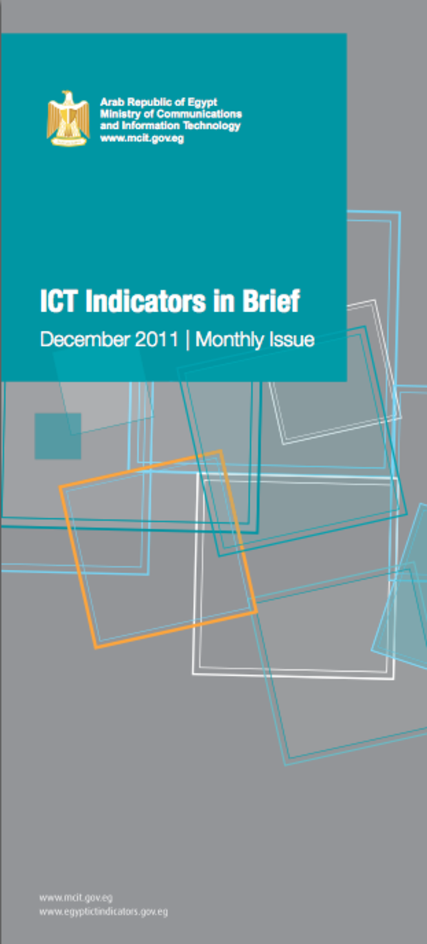 ICT Indicators - December 2011