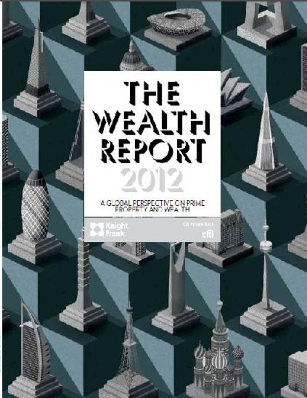 The Wealth Report 2012