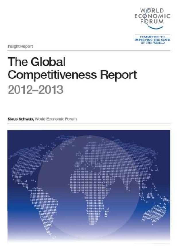 The Global Competitiveness Report 2012 - 2013