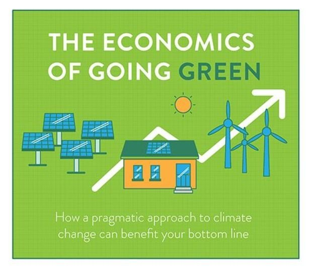 Going green and economics