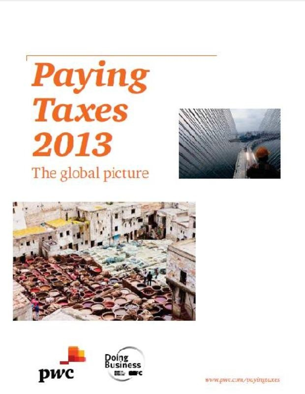 Paying Taxes 2013