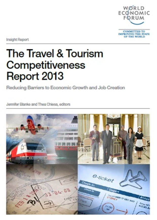 The Travel and Tourism Competitiveness Report