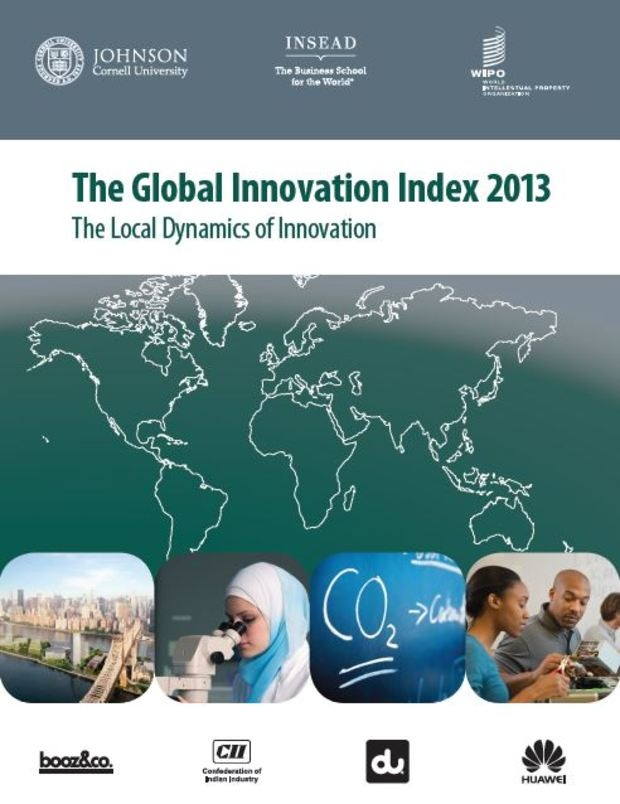 Global Innovation Index 2013