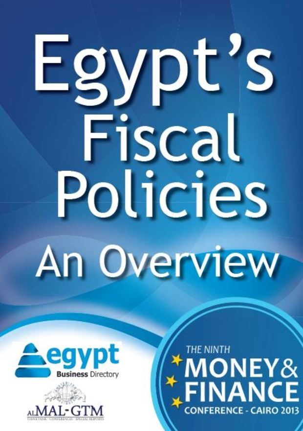 Egypt's Fiscal Policies 2013