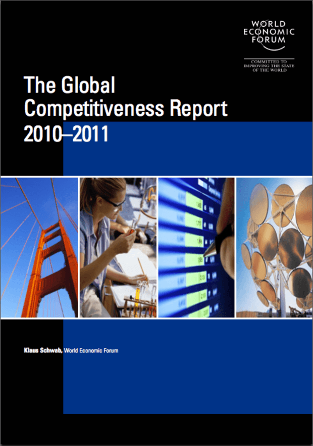 The Global Competitiveness Report - World Economic Forum