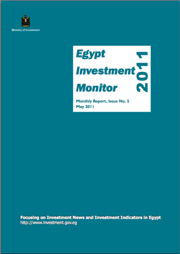 Egypt Investment Monitor May 2011