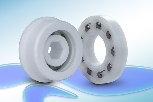 Global Plastic Bearing Market Analysis By Applications and Types
