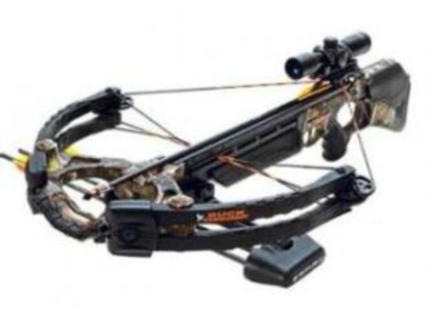 Global Archery Equipment Industry 2017 Revenue Market Share