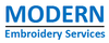 Modern Embroidery Services