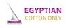 Egyptian Cotton Only |  Damietta