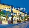 Alamiatents and shades |  Abour city
